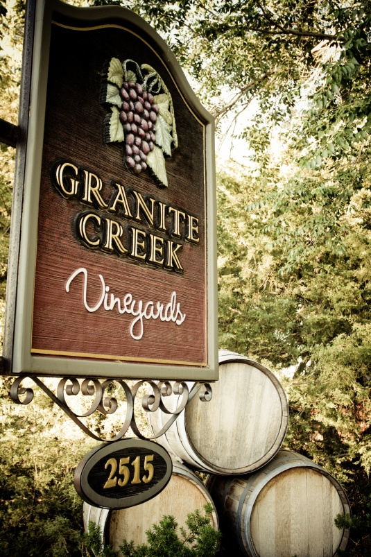 Granite Creek Vineyards