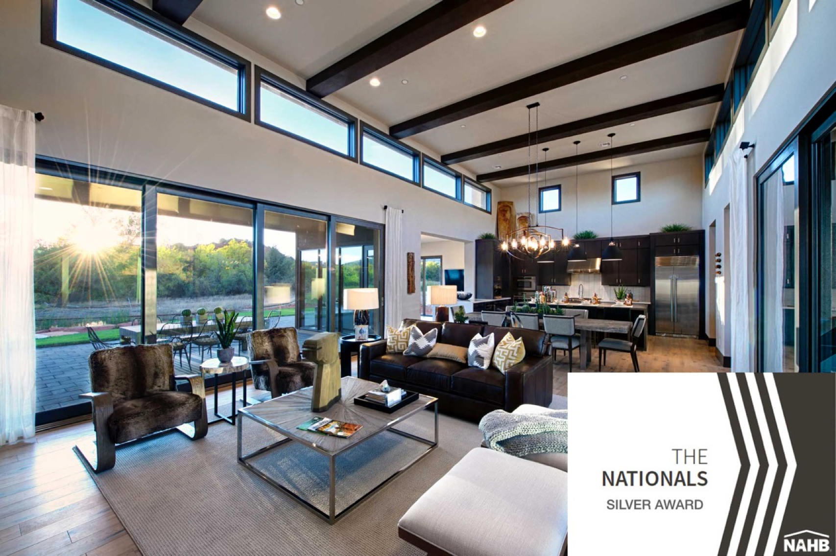 Dorn Homes Honored with National Award for Design