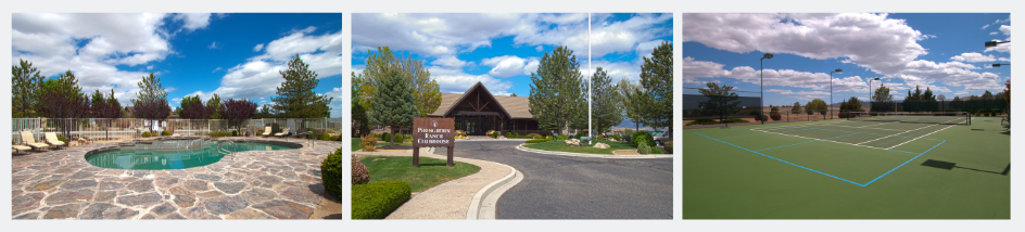 Pronghorn Ranch Amenities