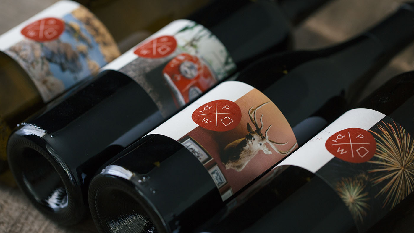 Small Town, Big Tastes: Wineries
